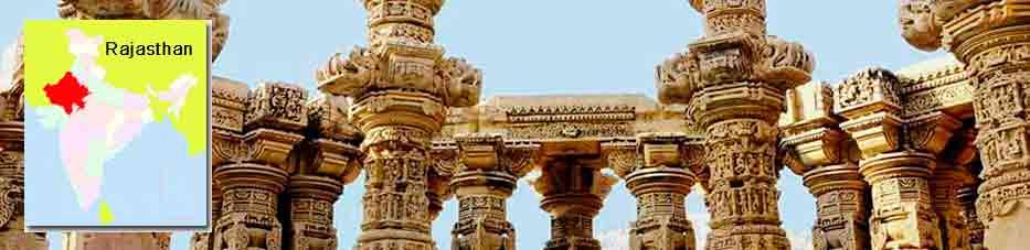 Templos Kiradu cerca de Jaisalmer – Rajastán