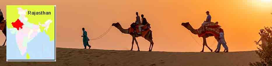 Desierto de Thar en Rajastán – Viaje por India