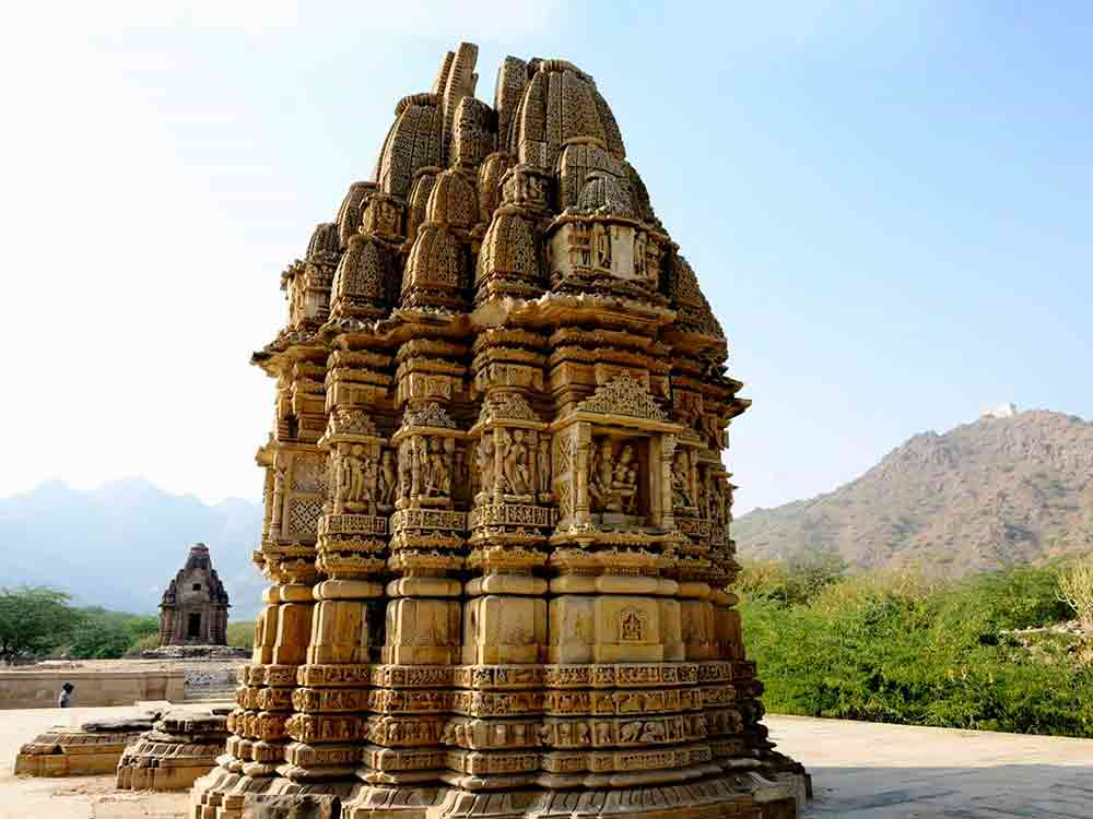 Un templo Kiradu