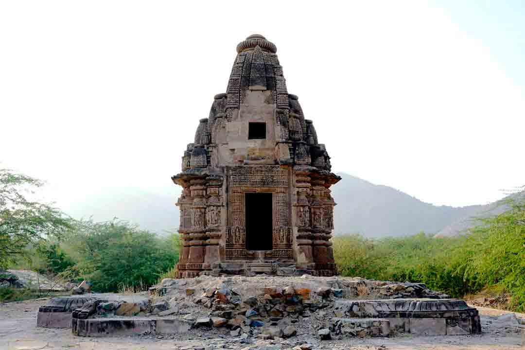 Templo Shiva en Kiradu