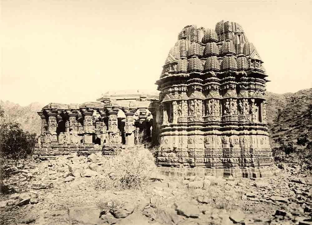 Templo Someshavara en Kiradu