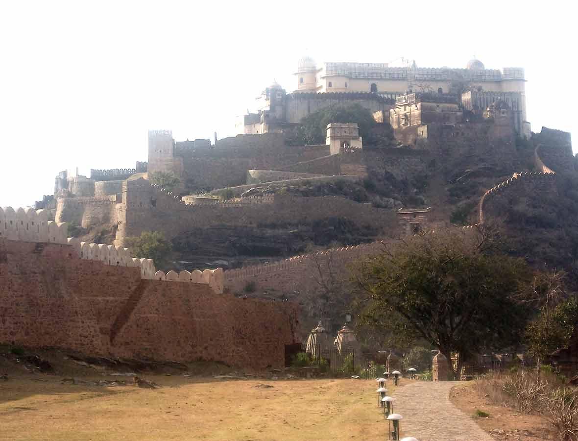 Fuerte Kumbalgarh