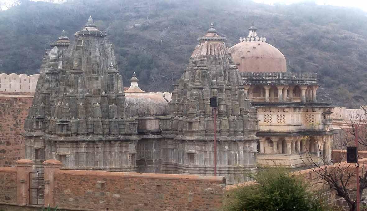 Templos en Kumbalgarh