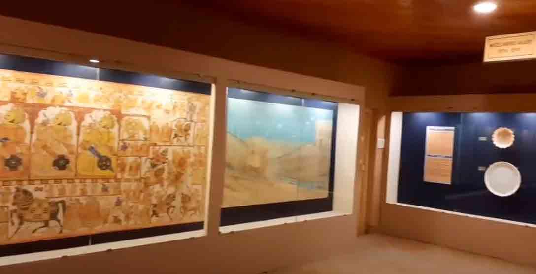 Interior Museo del Gobierno de Jaisalmer