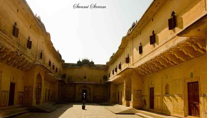 Interior Fuerte Nahargarh