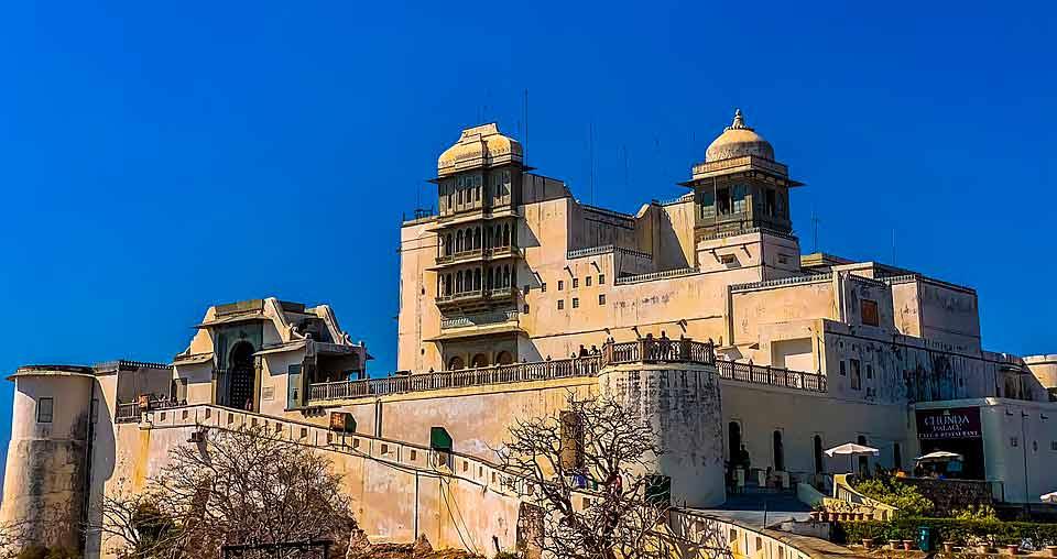 Palacio Monzón Rajastán