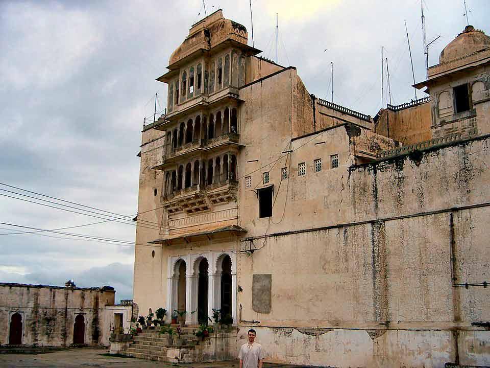 Fachada Palacio Monzón