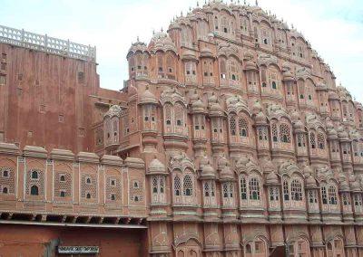 Fachada Hawa Mahal Jaipur