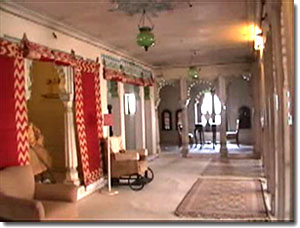 Interior Palacio Udaipur
