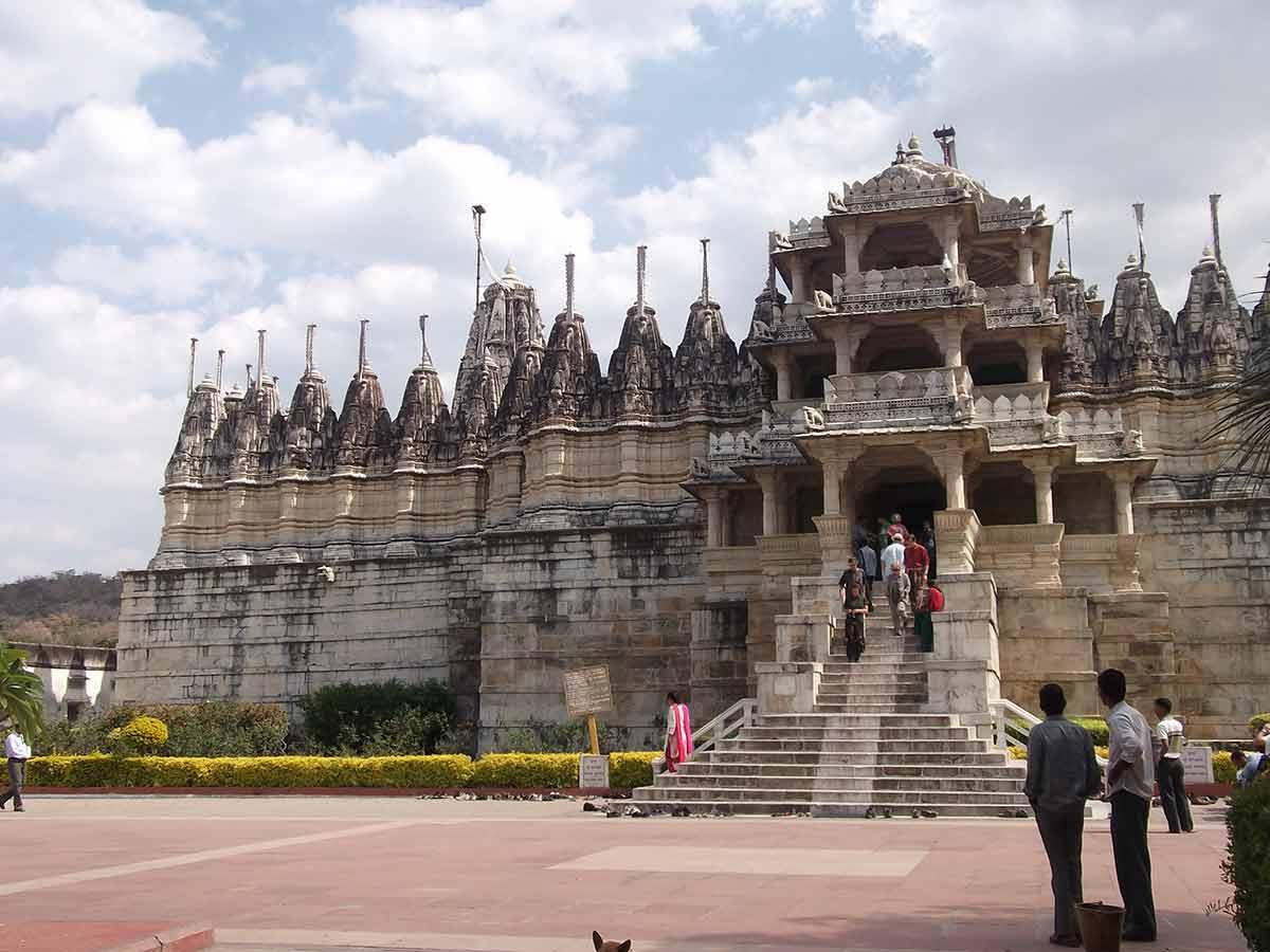 Edificio templo Ranakpur