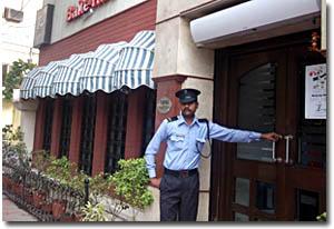 Entrada Restaurante de Jaipur
