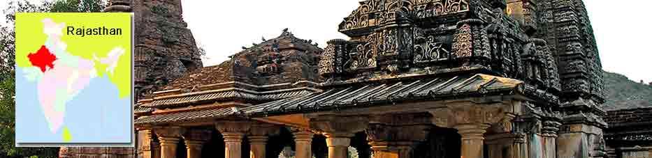 Templos Eklingji cerca de Udaipur – Rajastán