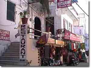 Restaurante en Udaipur