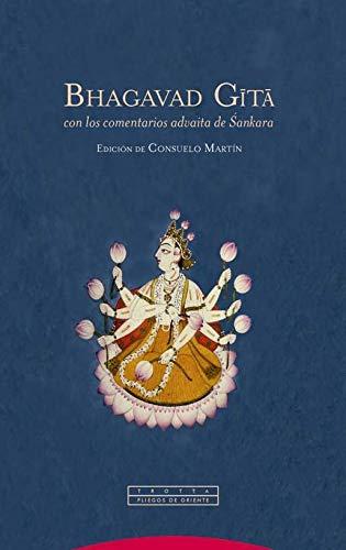 Portada libro Bhagavad