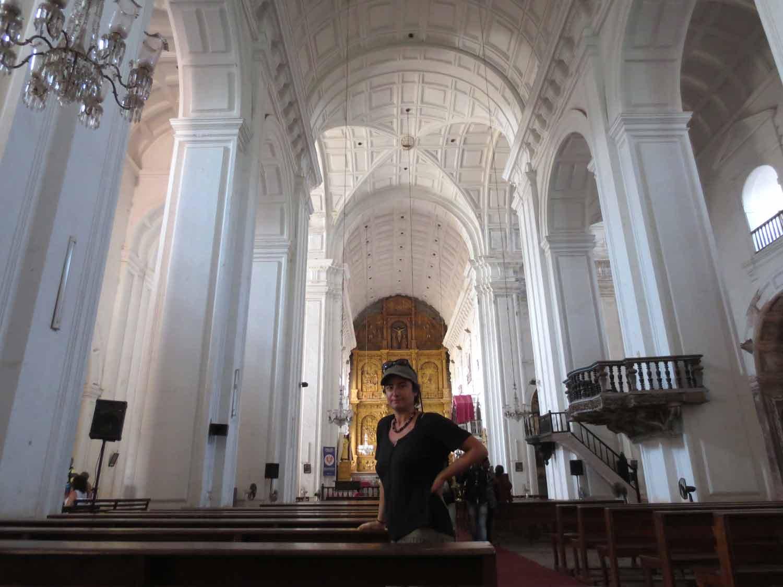 Asientos en la Catedral Se