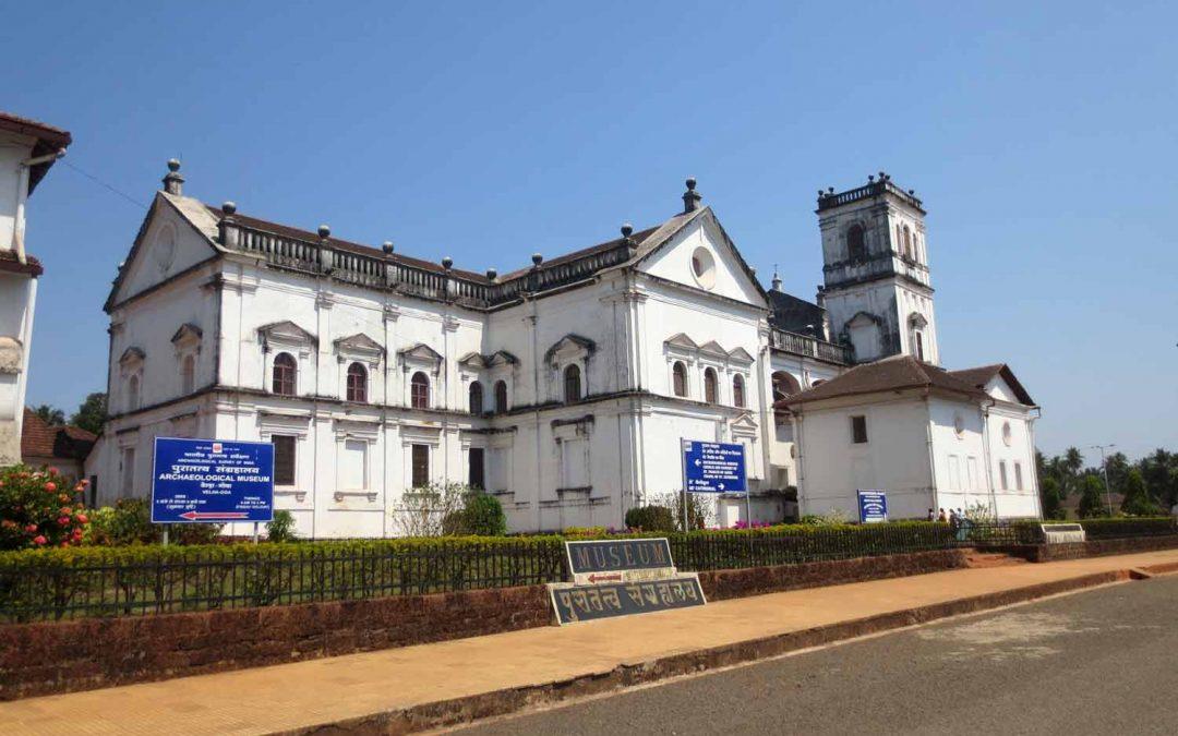 Catedral Se en Vieja Goa – Patrimonio de la Humanidad