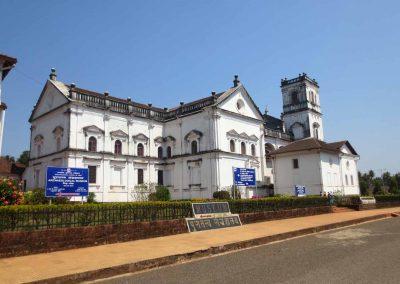 Fachada Catedral Se