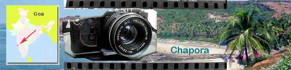 Título Chapora fotos