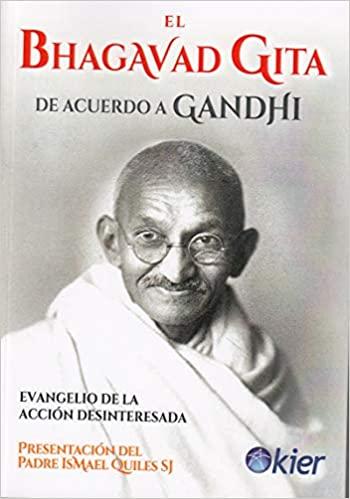 Portada Libro Gandhi