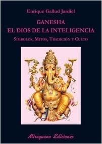 Portada libro sobre Ganesha