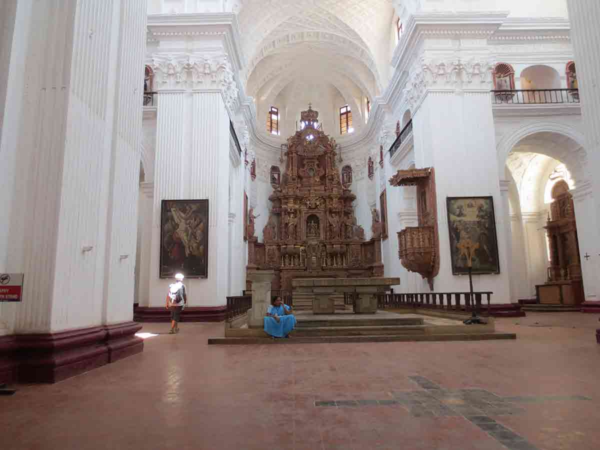 Iglesia St Cajetan