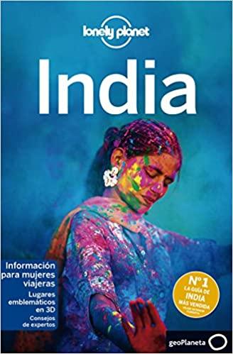 Portada guia viaje a India