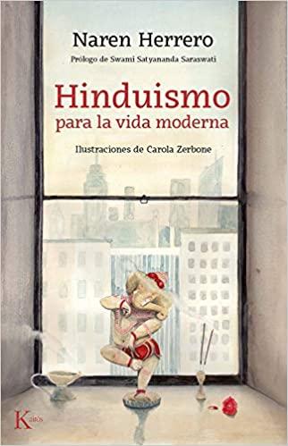 Portada libro sobre Hinduismo