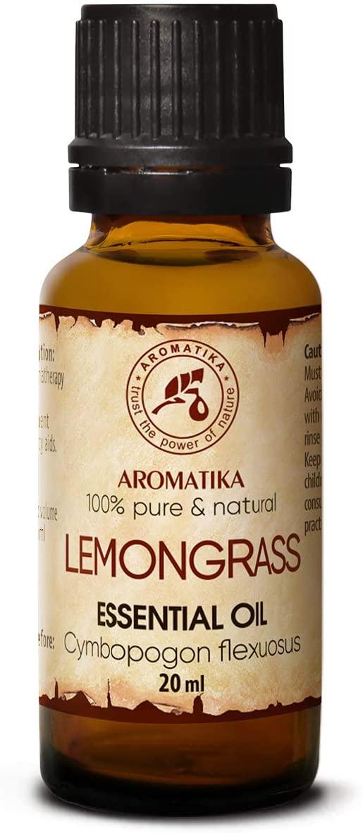 Frasco Aceite Lemongrass