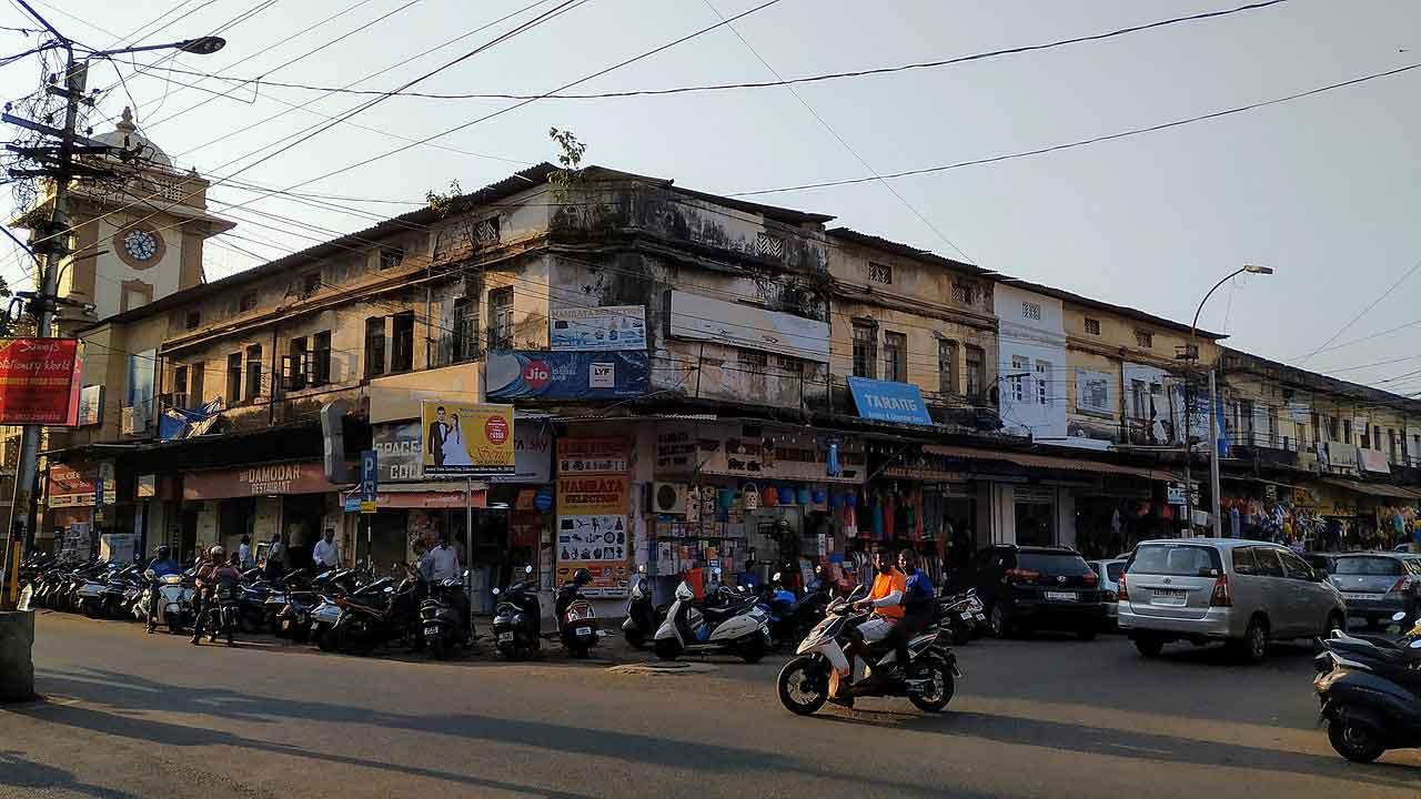 Edificio mercado