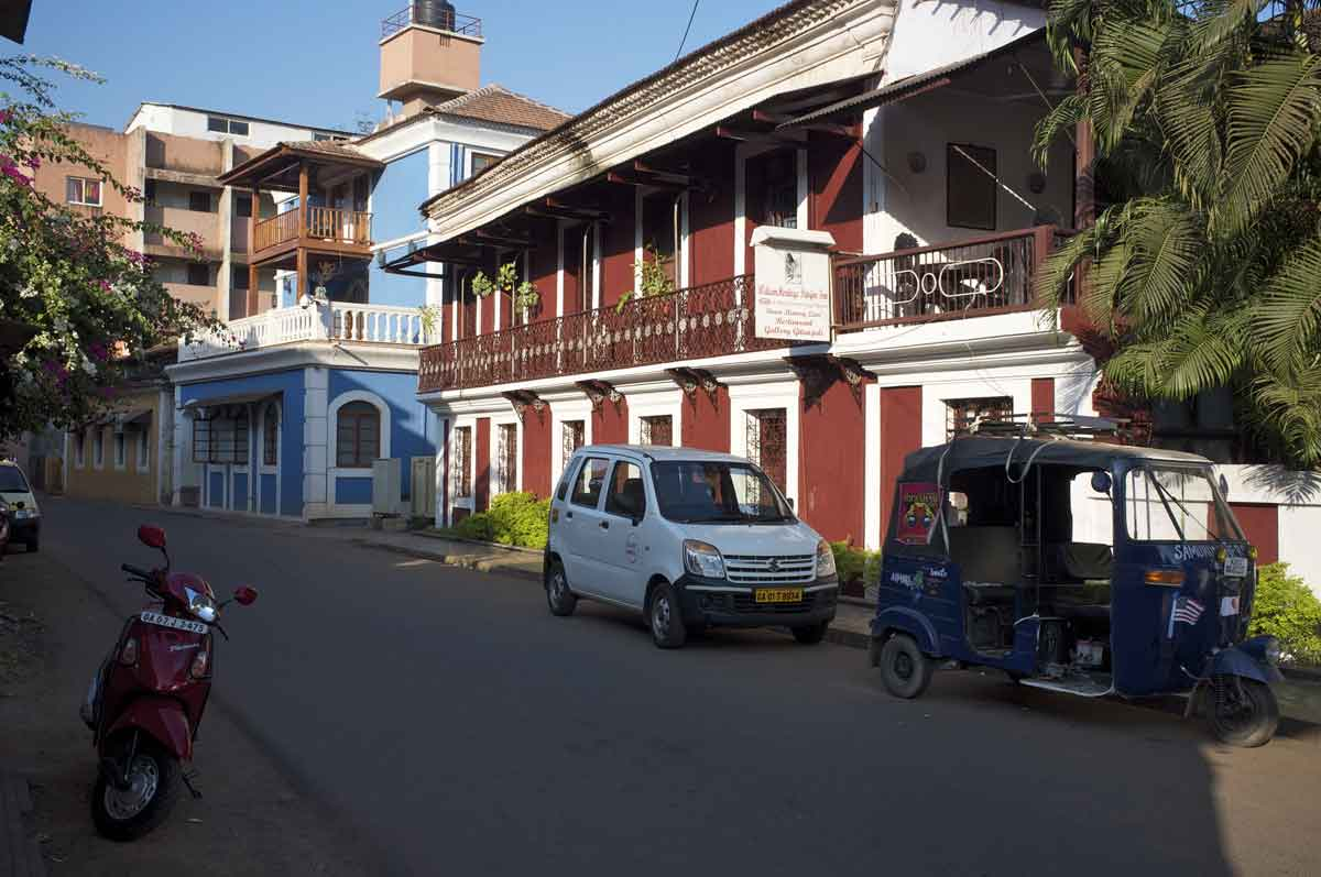 Calle de Panaji