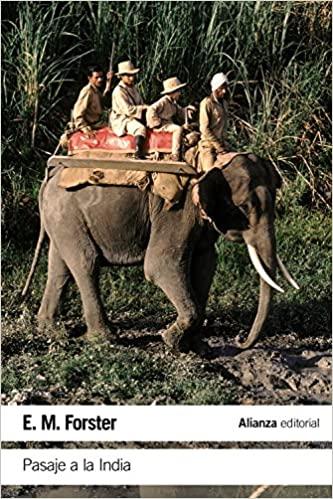 Portada libro Pasaje a la India