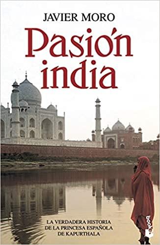 Portada Pasión India