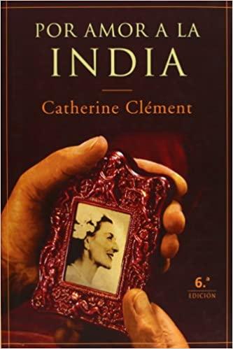 Portado Por amor a la India