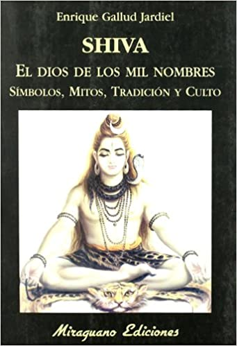 Portada libro sobre Shiva
