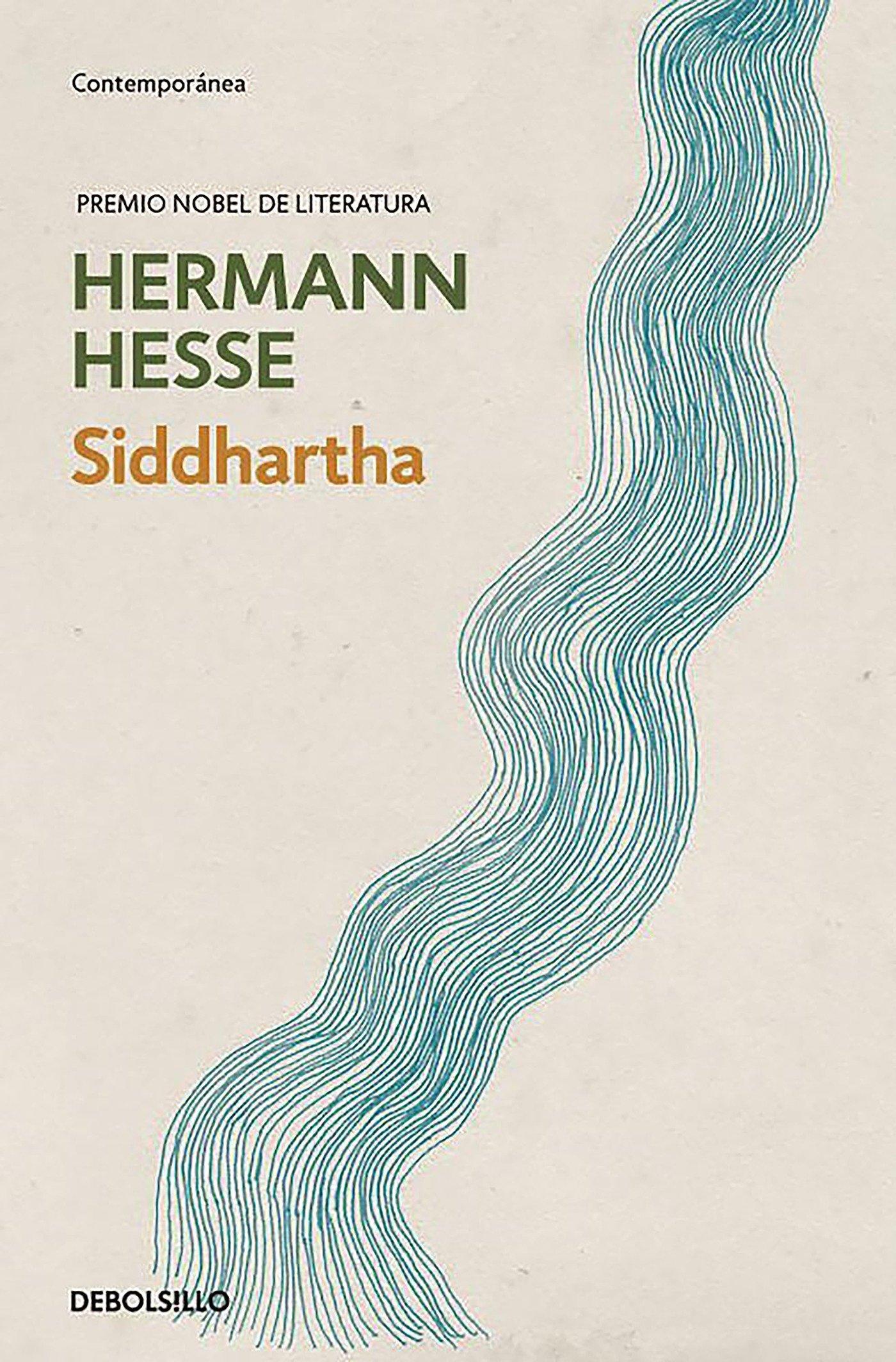 Portada libro Siddhartha