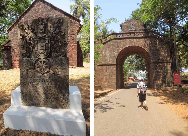 Lugares de Vieja Goa