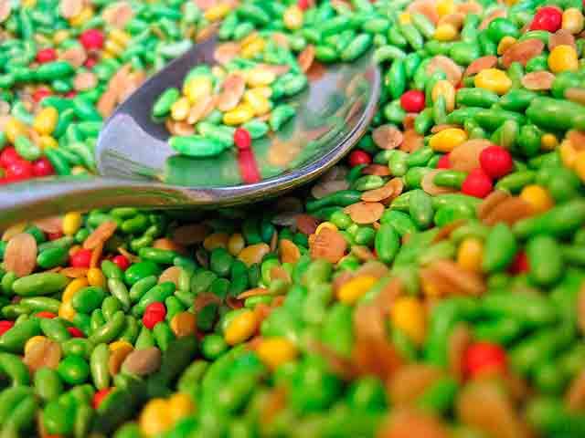 Mukhwas de azúcar