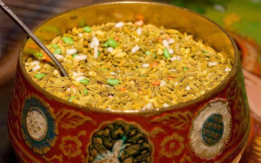 Mukhwas un aperitivo refrescante para después de comer