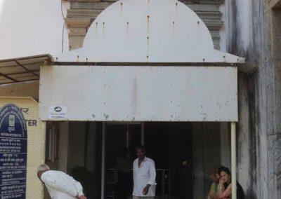 Entrada museo Vieja Goa