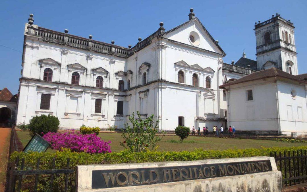 Fotos de la Catedral Se en la Vieja Goa – Patrimonio de la Humanidad