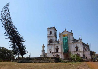 Fachada principal Catedral Se