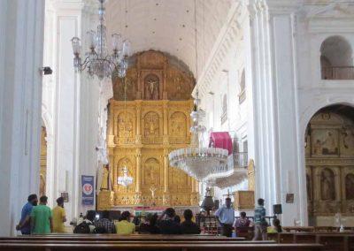 Vía central Catedral de Se
