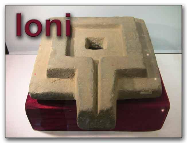 Ioni de piedra