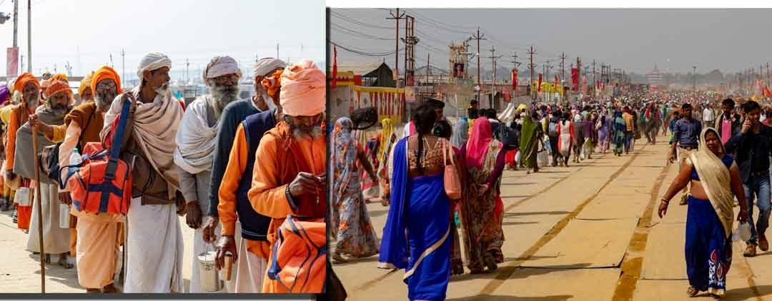 El Kumbha Mela la celebración para la transformación espiritual